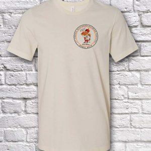SHWF Eggshell White Shirt